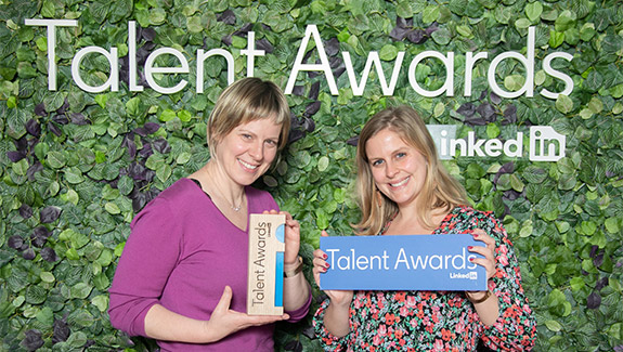 LinkedIn Talent Awards